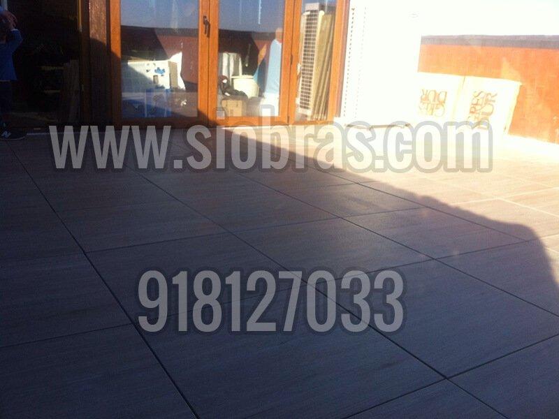 Impermeabilizacion de tejados, terrazas, cubiertas, piscinas, azoteas